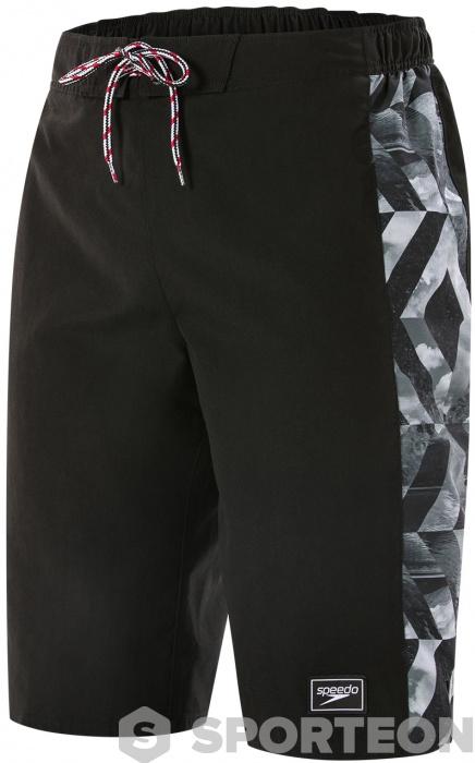 599ea4f8c9d Speedo Sunrise 22 Watershort Black/Oxid Grey/White | Sporteon.com