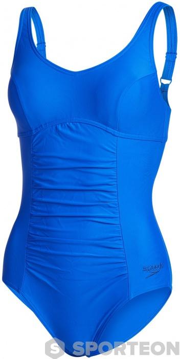be6482b402d Speedo Vivienne Clipback 1 Piece Chroma Blue | Sporteon.com